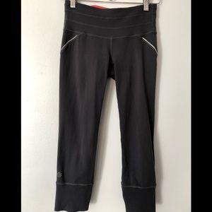 Athleta capri workout leggings